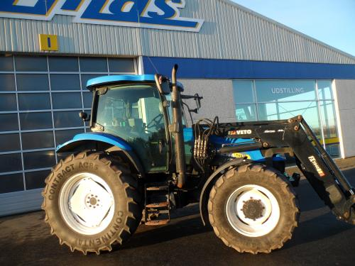 NEW HOLLAND 6030 PLUS