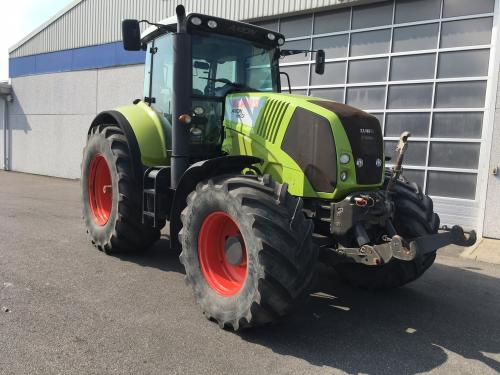 Claas 850 Axion Cebis